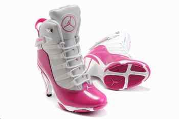 Jordan High Heels Femme Basket Talon Nike High Heel Pas Cher